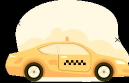 Стоимость транфера  Гурзуф-Евпатория на легковом такси